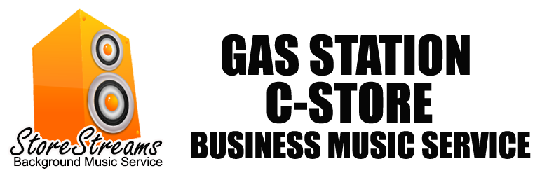 StoreStreams Gas Station Business Music Service